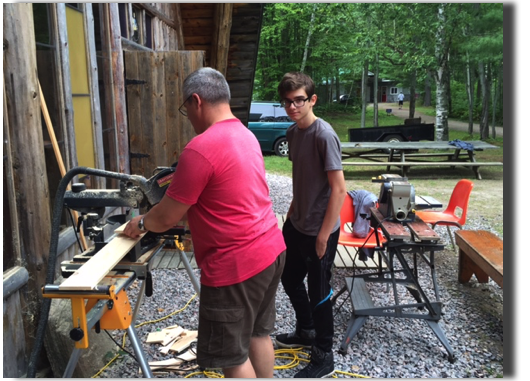 Woodworking Elective