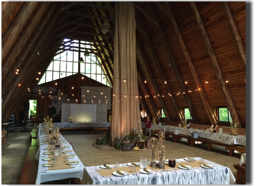 Banquet in the Chapel