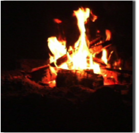 Campfires are always special