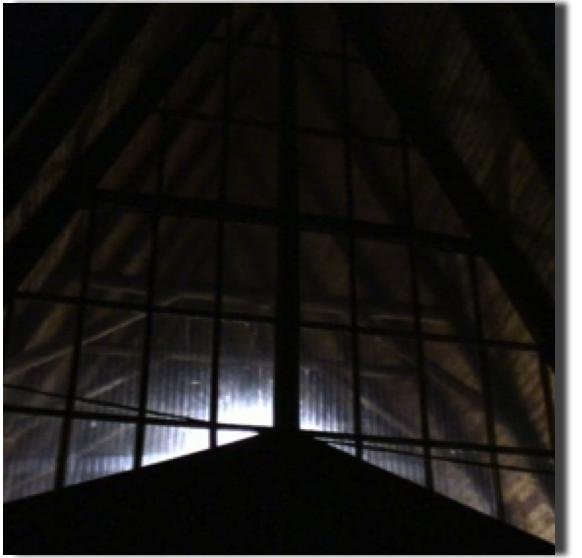 The Chapel at Night